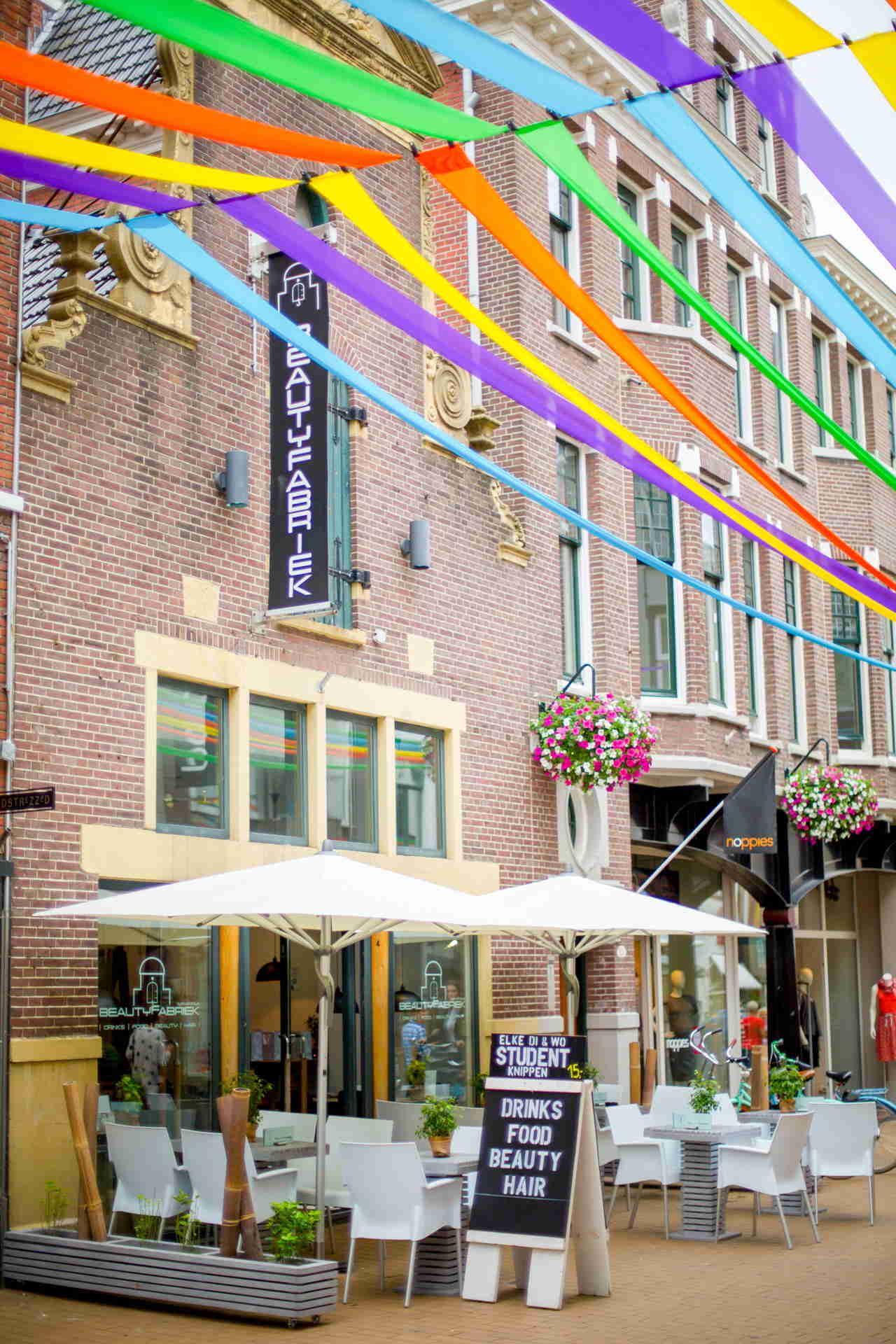 BeautyfabrieQ kapper Groningen