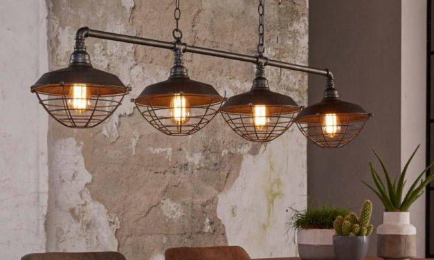 De mooiste industriële lampen op een rijtje!