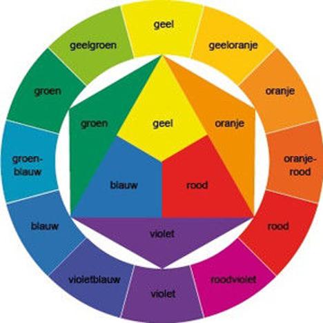 kleurschema zilvershampoo