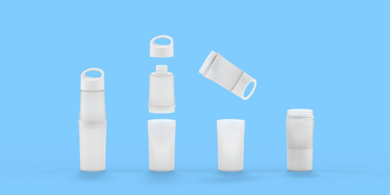 Milieuvriendelijke waterflessen