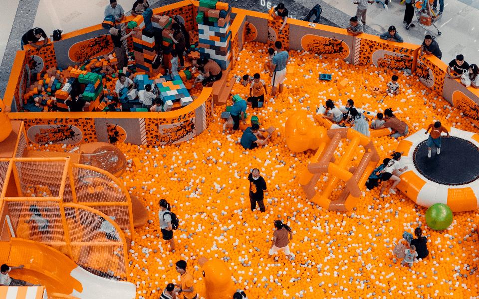 Een indoor speeltuin is hét kinderfeestje in Zuid-Holland!